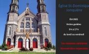VISITE DE L'ÉGLISE ST-DOMINIQUE